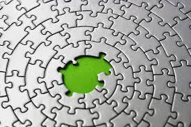puzzle circle