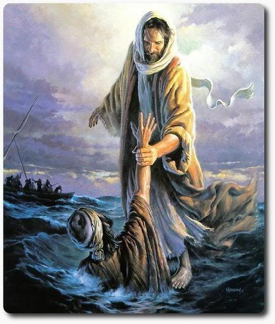 Jesus rescue