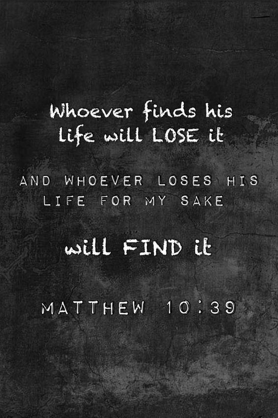 Matthew 10_39